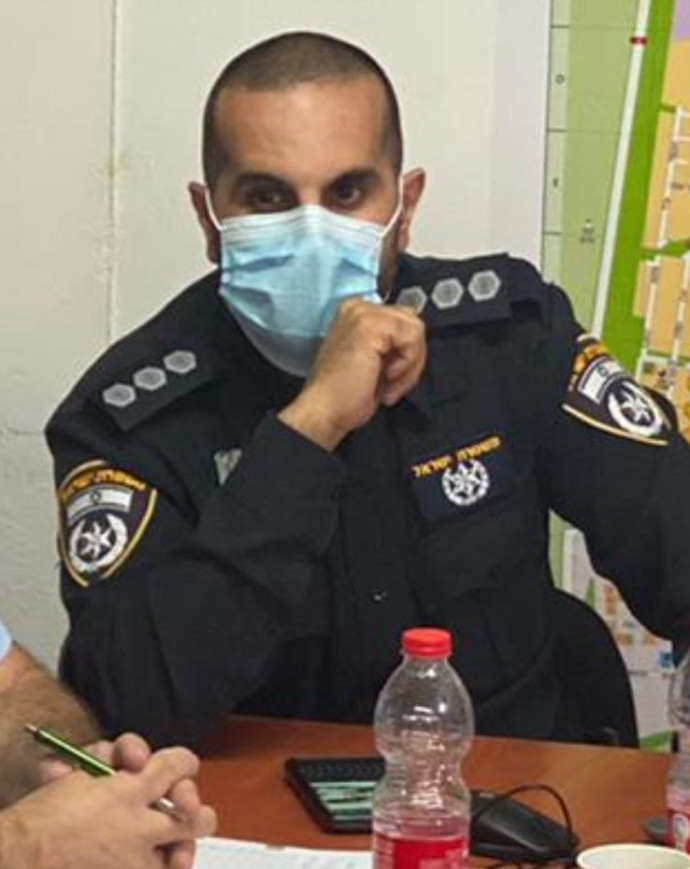 השוטר יעקב פיטר