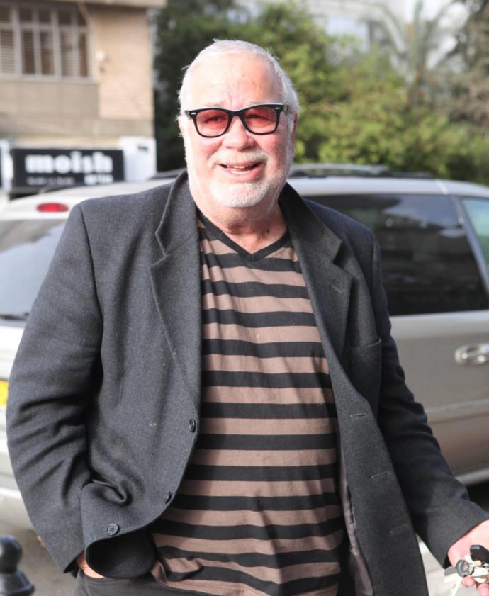 יהודה ברקן ב-2010