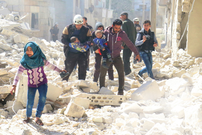 מלחמת האזרחים בסוריה