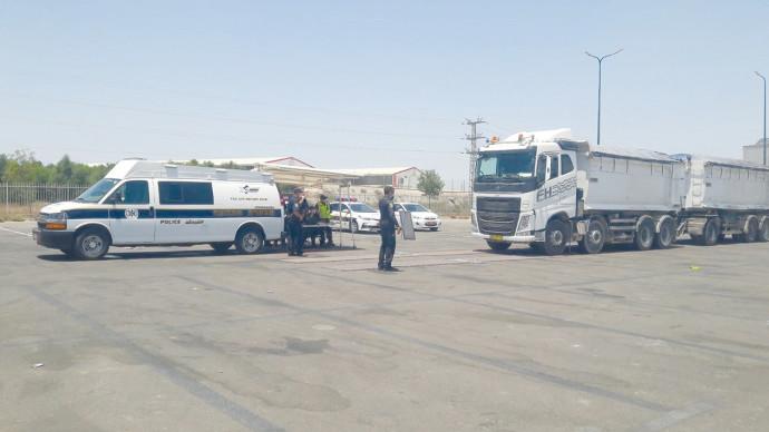 משקל משאיות