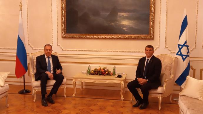 השניים נפגשו באתונה