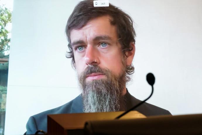 """מנכ""""ל טוויטר, ג'ק דורסי, מעיד בסנאט"""