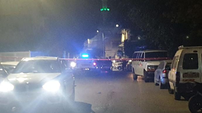 זירת הירי בבאקה אל גרבייה