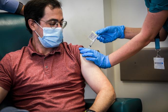 חיסון נגד קורונה מבחנה