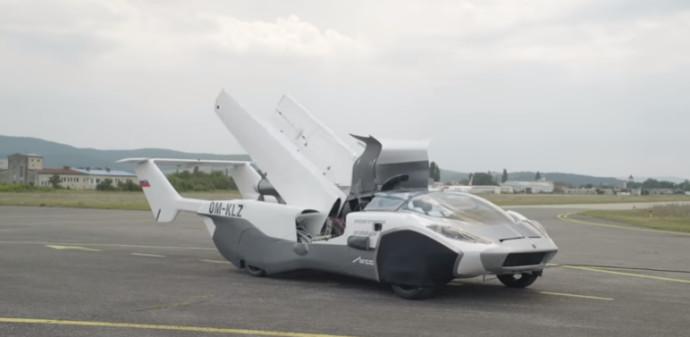 AirCar, המכונית המעופפת הראשונה בעולם