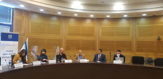 הדיון בוועדת העבודה על החוק לאיסור טיפולי המרה