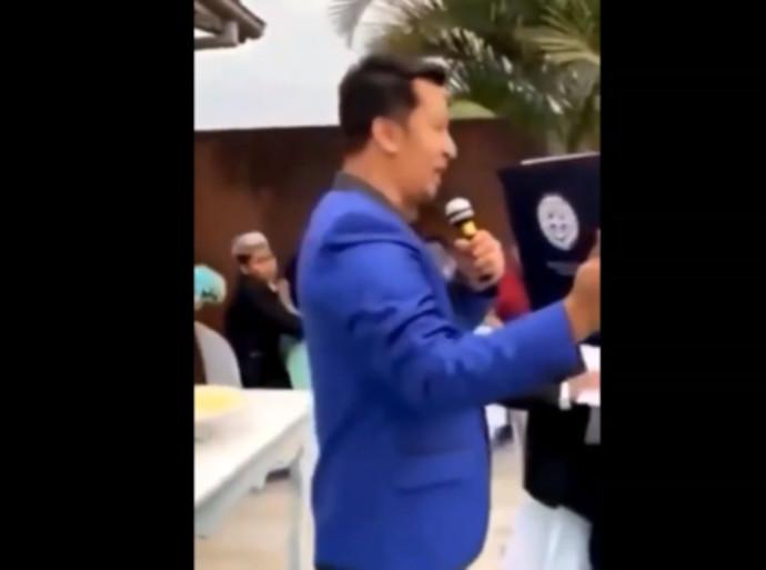 הבעל חשף במסיבה שאשתו בוגדת בו