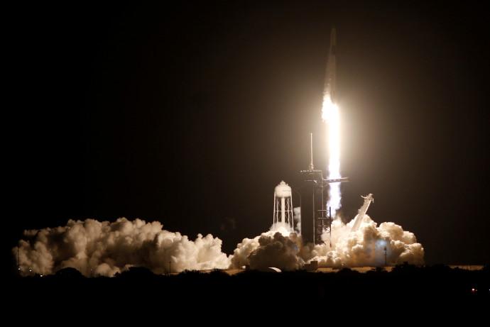 שיגור spaceX