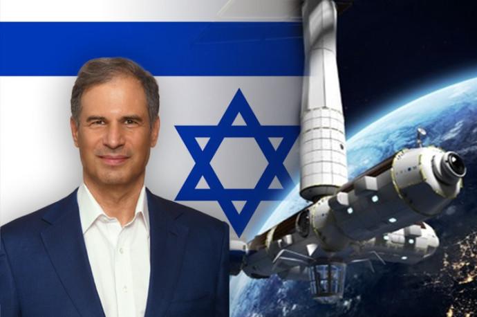 איתן סטיבה, האסטרונאוט הישראלי השני