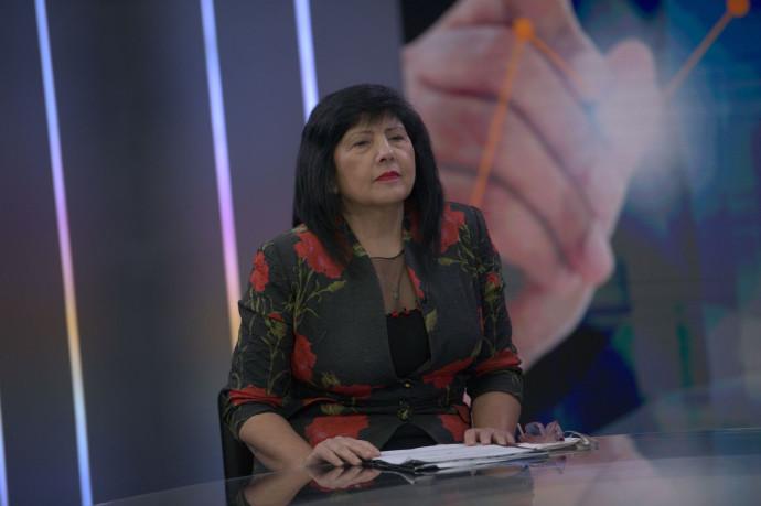 """ד""""ר אסתר לוצאטו בכנס מעריב"""