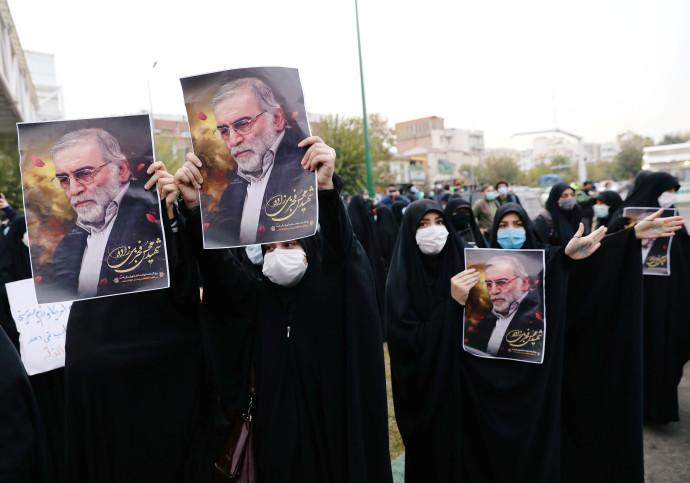 האם בכיר במוסד לשעבר נכשל בלשונו בשידור חי בטלוויזיה בנושא חיסולים באיראן לכאורה? 605949