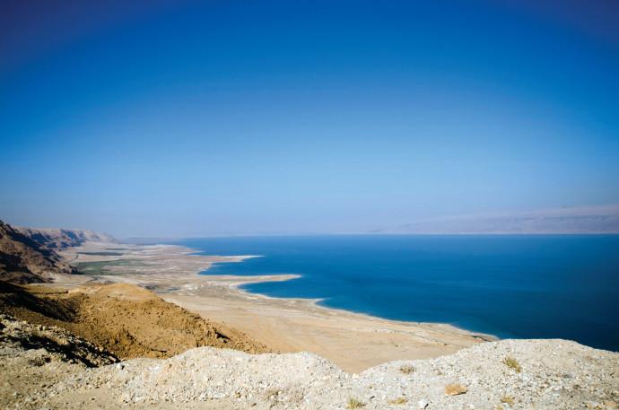 נחל דרגה במדבר יהודה