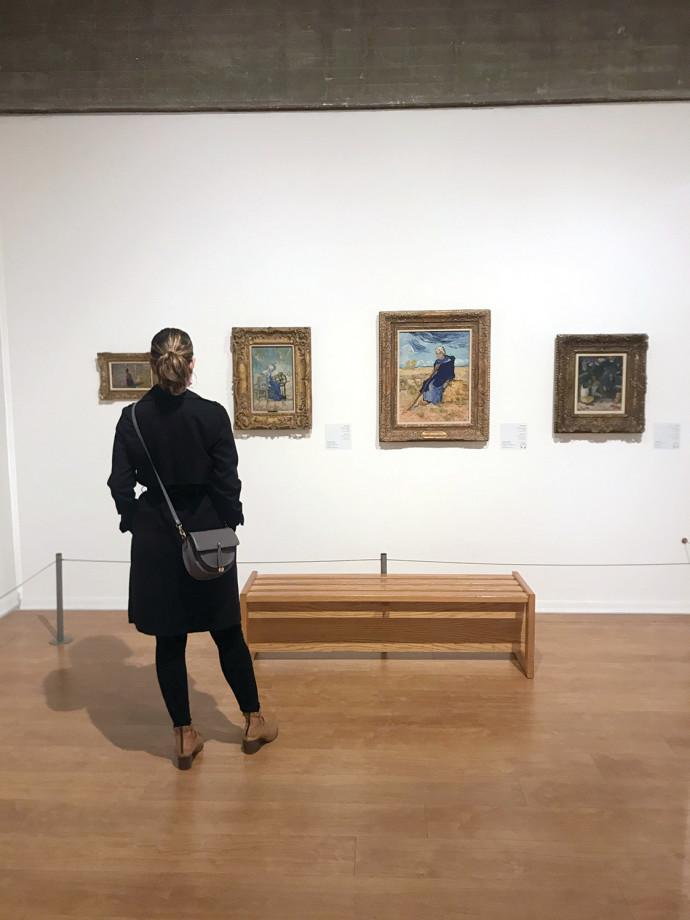 ביקור במוזיאון