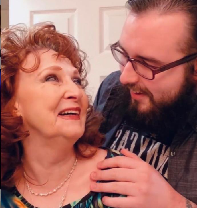 גרי ואלמדה הרדוויק, הזוג בעל ההפרש של 53 שנים