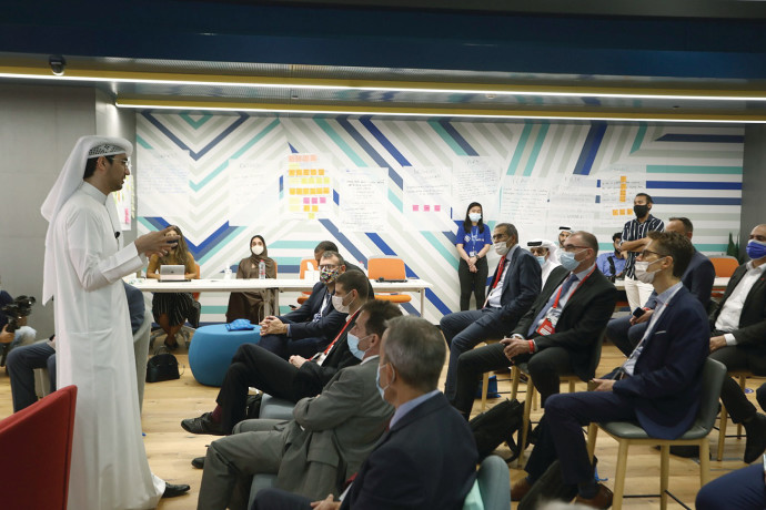 אנשי עסקים ישראלים בדובאי