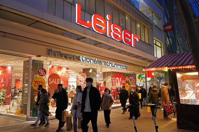 קורונה - גרמניה מתכוננת לסגר בחג המולד