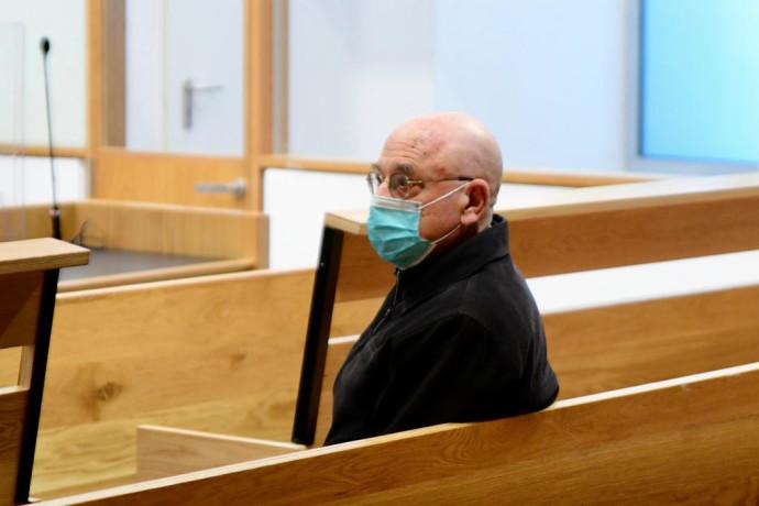 אביגדור רימר בבית המשפט