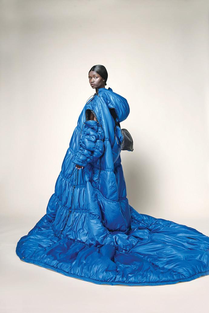 קטיה רומנצ'וב למחלקת עיצוב אופנה בשנקר