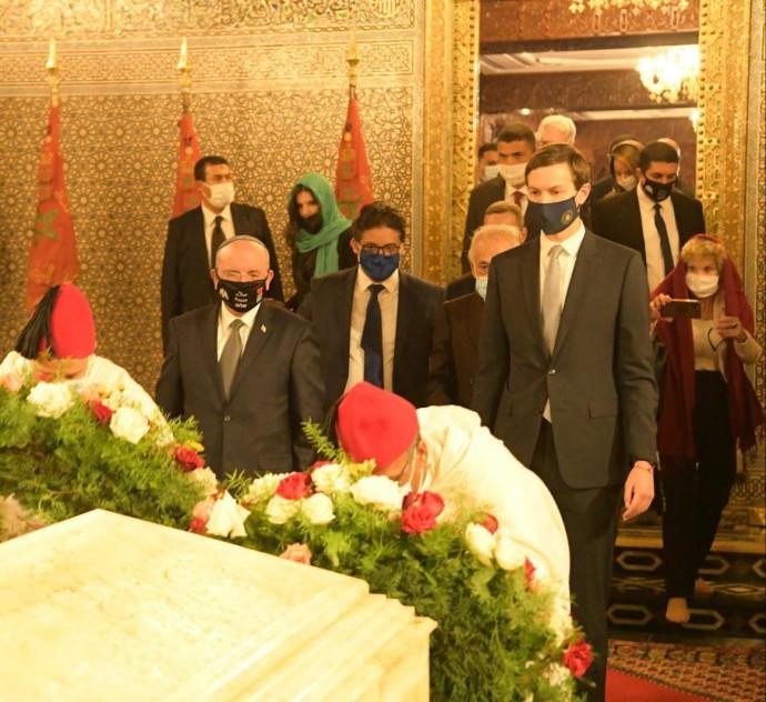 """ישראל ומרוקו סיכמו על פתיחת נציגויות; תוניסיה: """"לא ננרמל יחסים"""" 609914"""