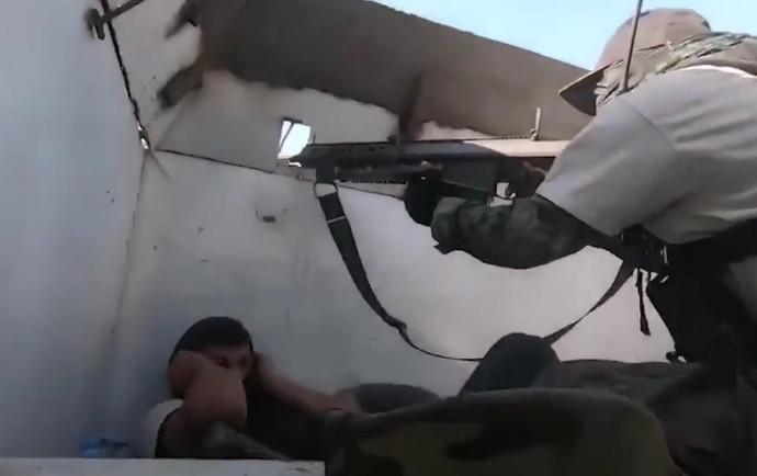 קרב יריות במקסיקו