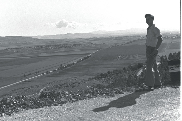 עמק יזרעאל בשנות ה-50