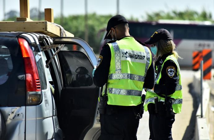 אגף התנועה במשטרת ישראל