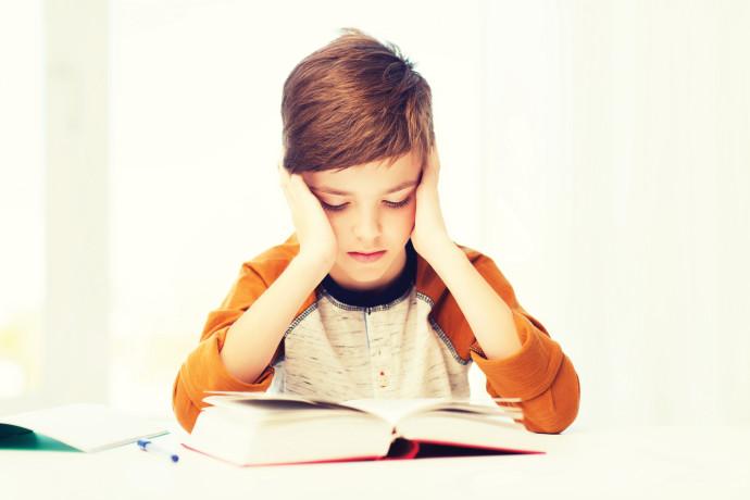 ילד הסובל מקשיים חברתיים, אילוסטרציה
