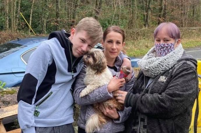 משפחת קלבצ'וק והכלבה רוקסי