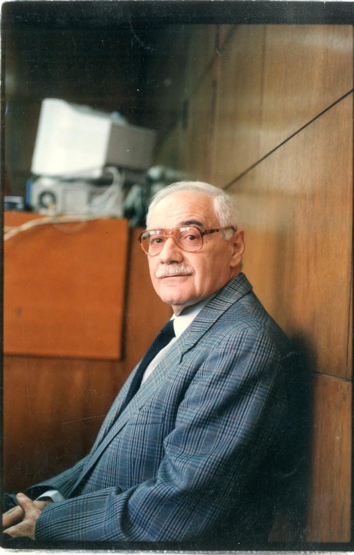 יהודה גיל ב-1997