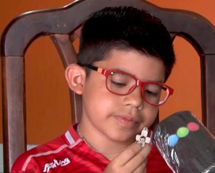 ילד ניצל מכדור תועה בזכות השרשרת שלו