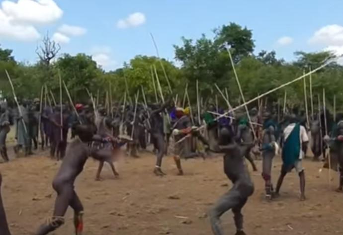 קרב דונגה באתיופיה