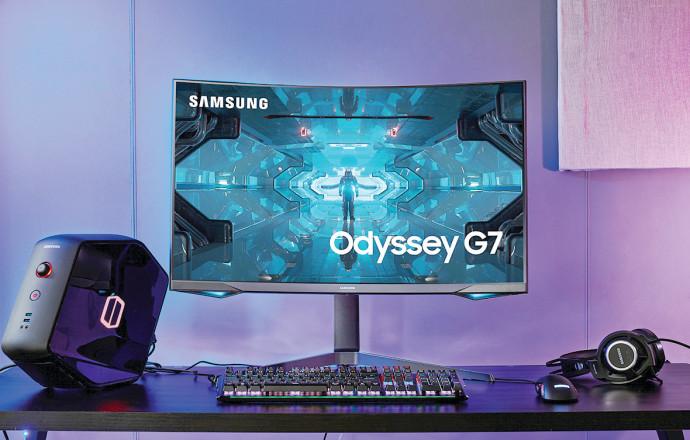 מסך Odyssey-G7
