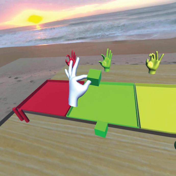 פיתוח חדשני: מערכת מציאות מדומה תסייע בשיקום מטופלים שעברו שבץ מוחי