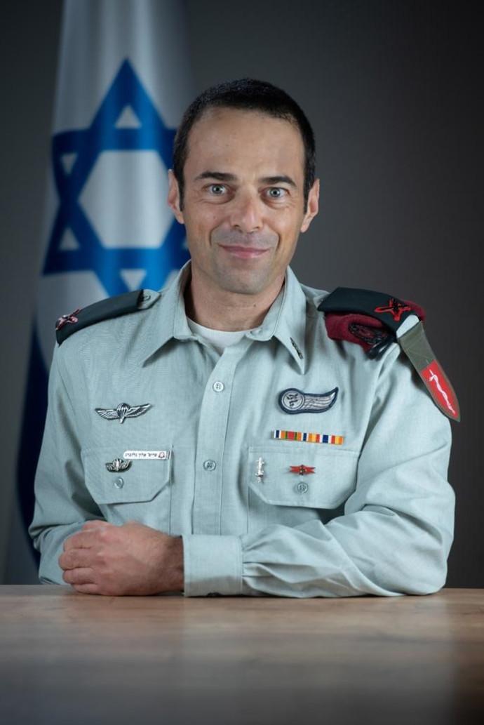 """קצין הרפואה הראשי, תא""""ל פרופ' אלון גלזברג"""
