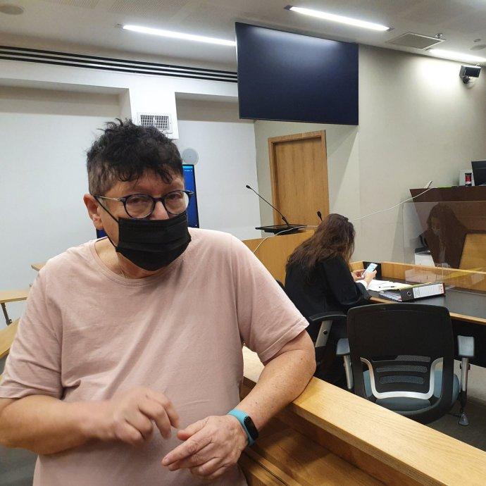 """שפי פז בדיון בערר על המעצר בביהמ""""ש המחוזי"""