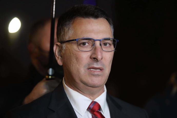 Gideon Saar, président du New Hope Party