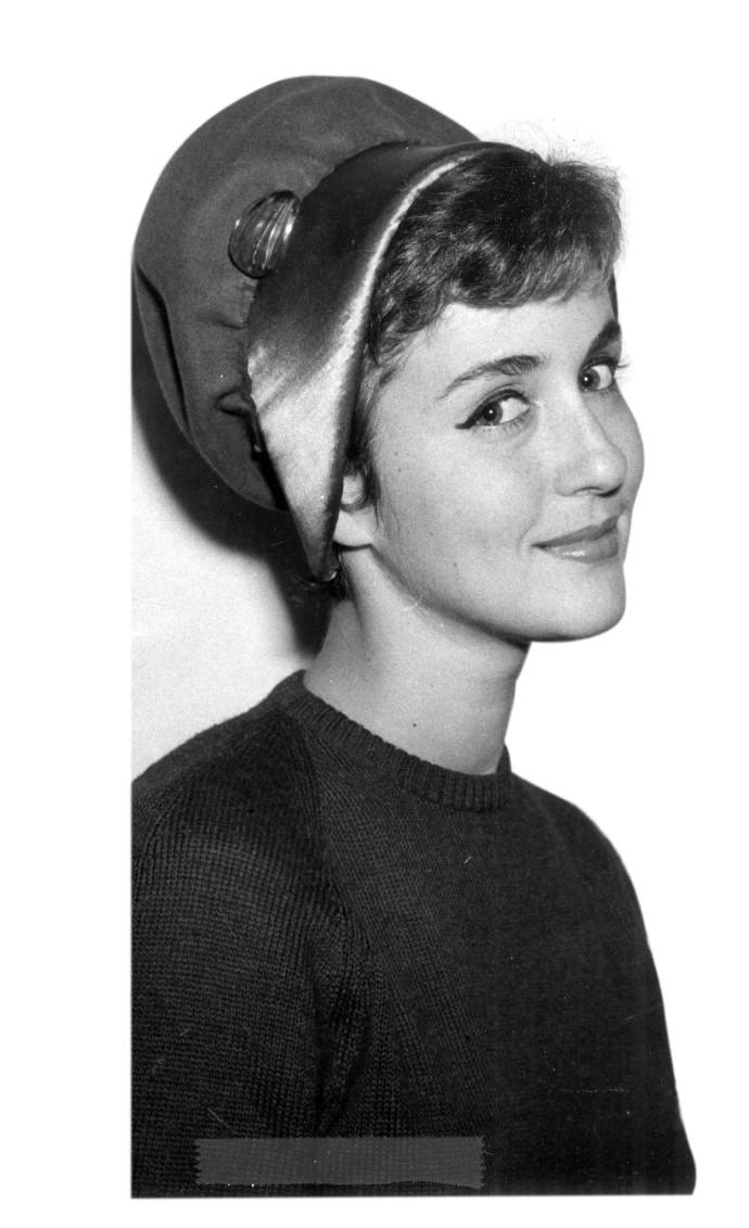 אילנה רובינא 1960