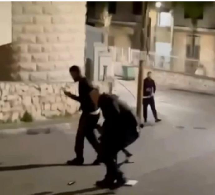 זירת הירי בטמרה