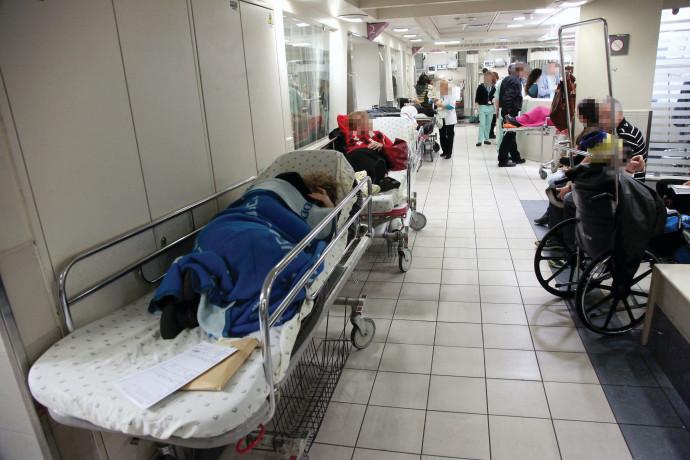 עומס בית חולים