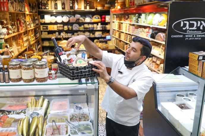 פתיחה מחודשת של עסקים בשוק מחנה יהודה