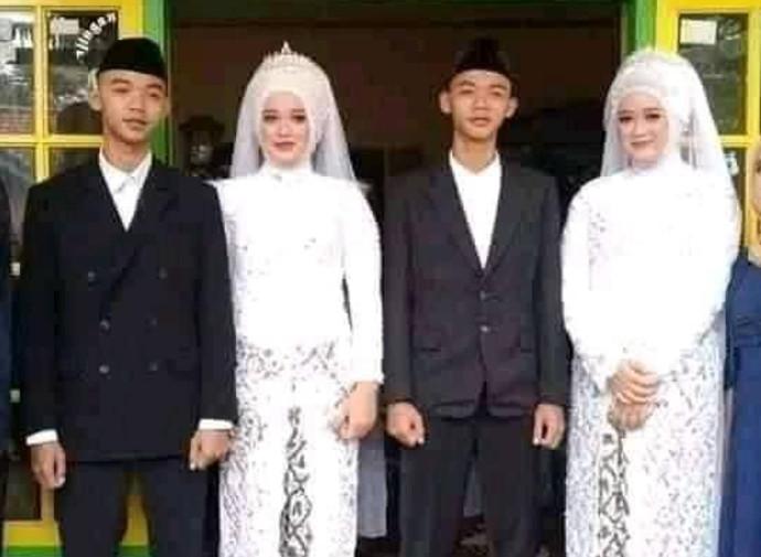 חתונה מרובעת