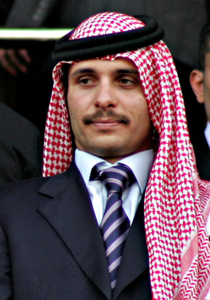"""בכיר ירדני: """"שירות מודיעין זר(טורקיה-איראן-הרשות הפלסטינאית) היה מעורב במזימת הנסיך חמזה לערעור השלטון"""" 627171"""