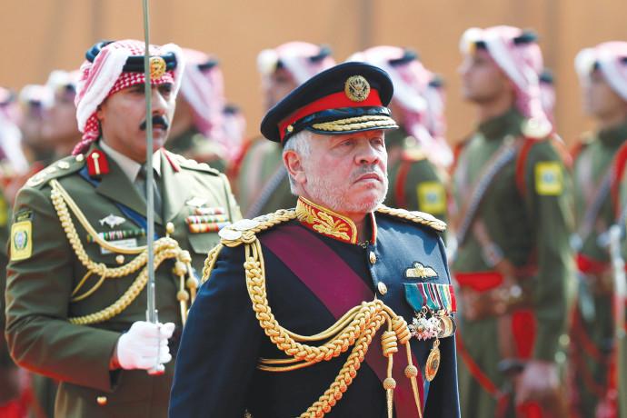 עבדאללה מלך ירדן