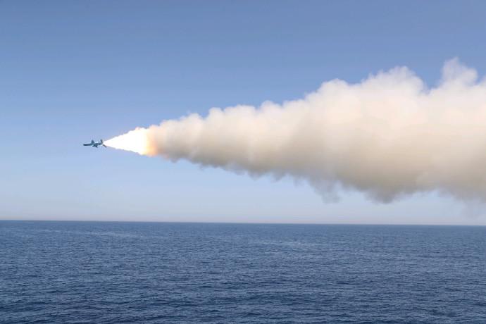 טיל שיוט איראני