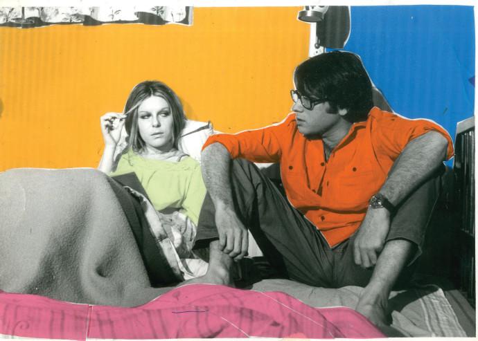 חדוה ושלומיק, שנת 1972