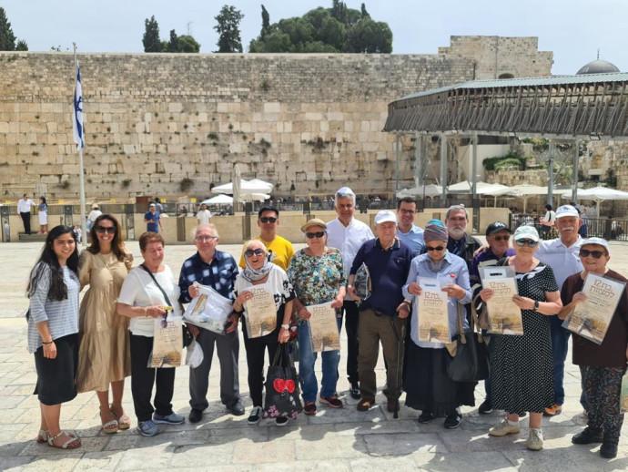 בר ובת המצווה של ניצולי השואה