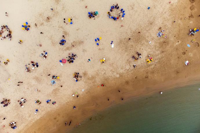 חוף הים בשרב