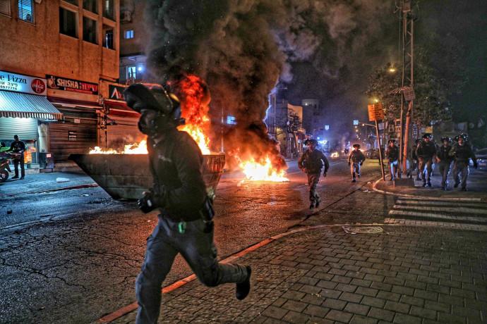 אירועי האלימות ביפו