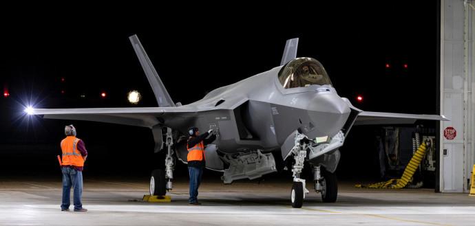 מטוסי F-35