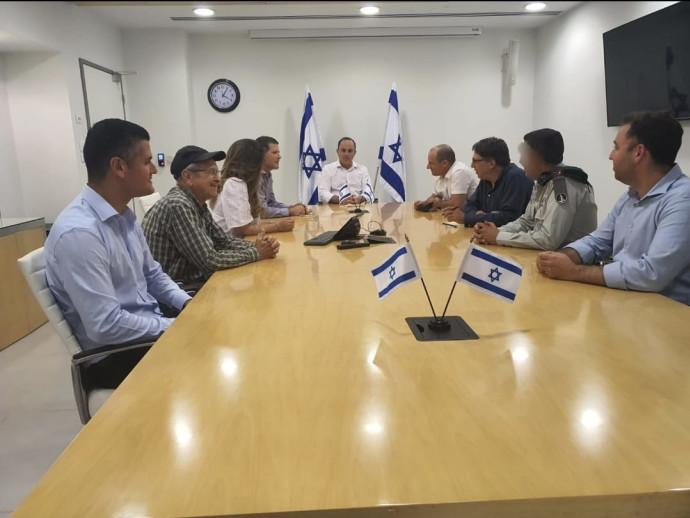 משא ומתן בנושא הגבול הימי בין ישראל ללבנון